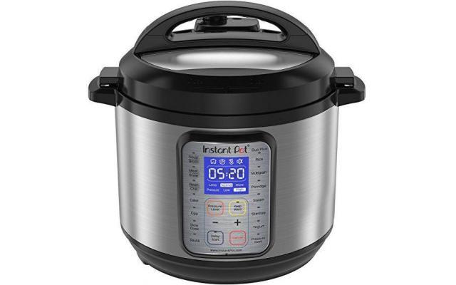 Instant pot due plus 60 instant pot pressure cooker