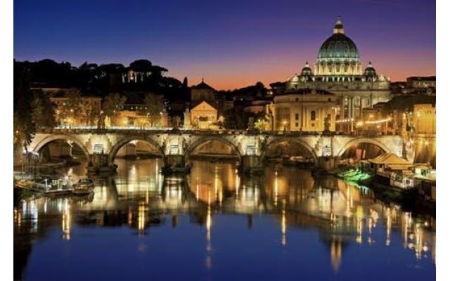 City trip: beautiful Rome
