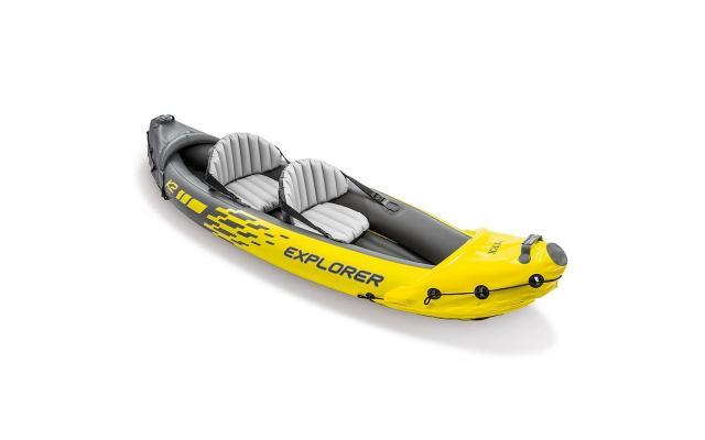 Intex explorer k2 inflatable kayak